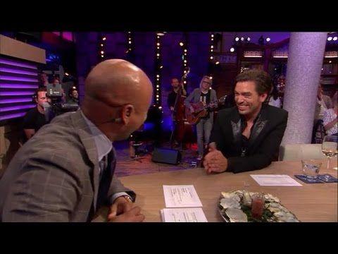 Waylon daagt Humberto uit! - RTL LATE NIGHT