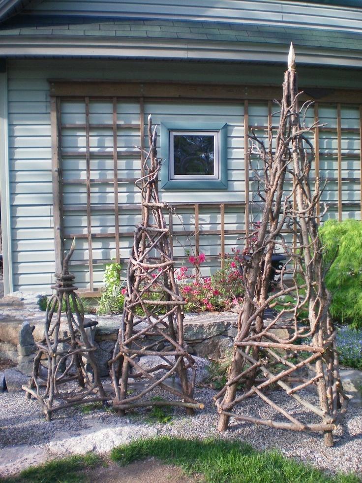Obelisk · Garden ArborGarden TrellisGarden ...