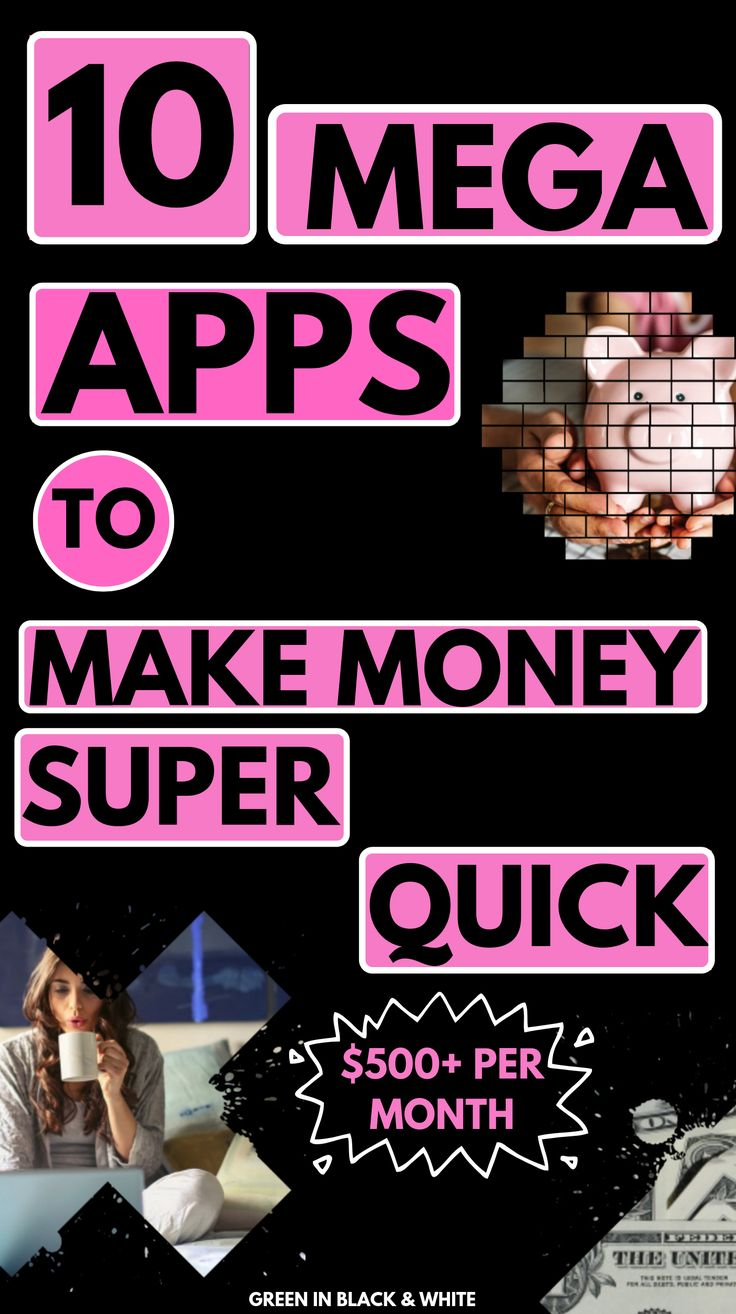 A post about 10 apps that make you money. It explores 10 money making apps to ma… – Creative Ways to Make Money