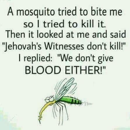 Jehovah Witness Birthday Memes