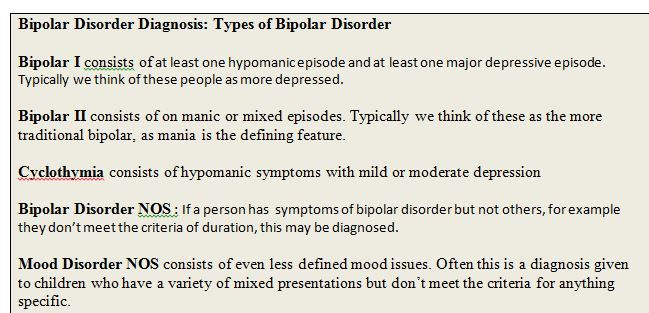 types of treatment for bipolar disorder The treatment of bipolar affective disorder is determined by the different phases of the illness that a patient experiences most people with bipolar affective disorder benefit from a combination of both types of therapy it's extremely important that medication is taken regularly as prescribed.