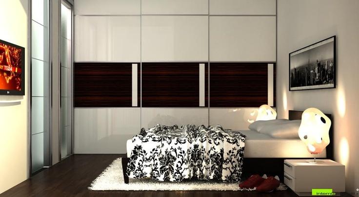 Bedroom Photorealistic Render