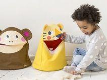 Spielzeugtasche Timmi Tiger