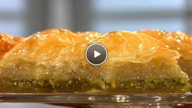 Baklava - Recept | 24Kitchen