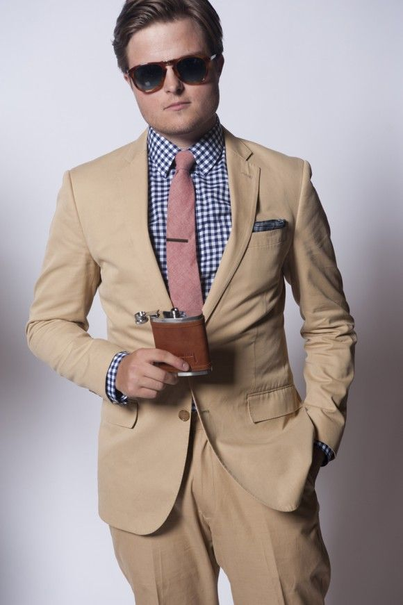 27 best Suits - Light summer suit images on Pinterest ...
