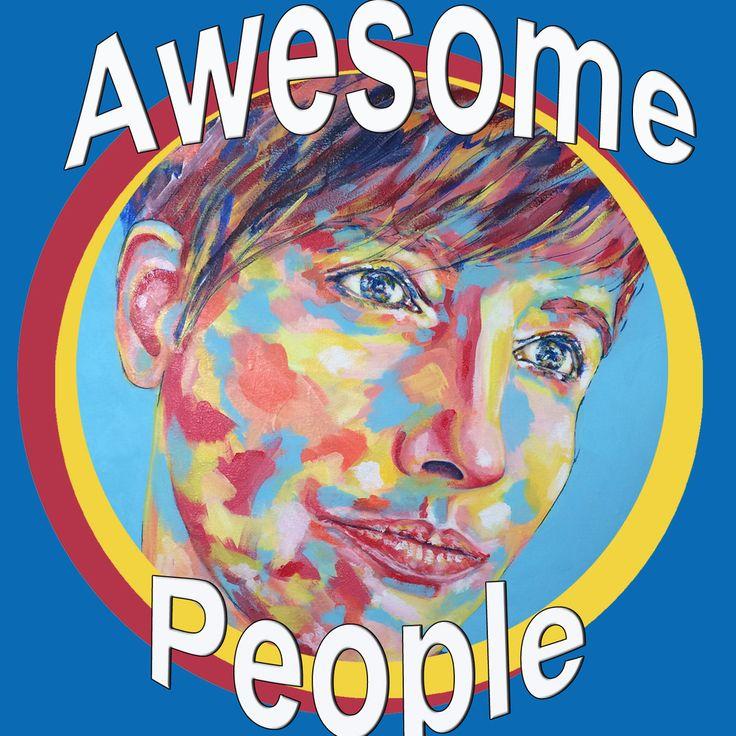 Logo for AwesomePeoplebylisa