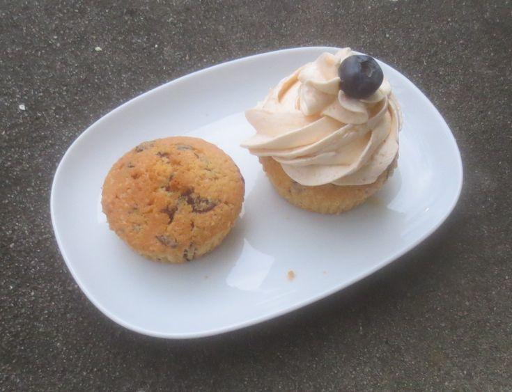 Rezept für Amarula-Cupcakes, ein Stück Südafrika; Cupcakes selbermachen; Rezept Cupcake; Rezepte mit Amarula; Amarula-Muffin