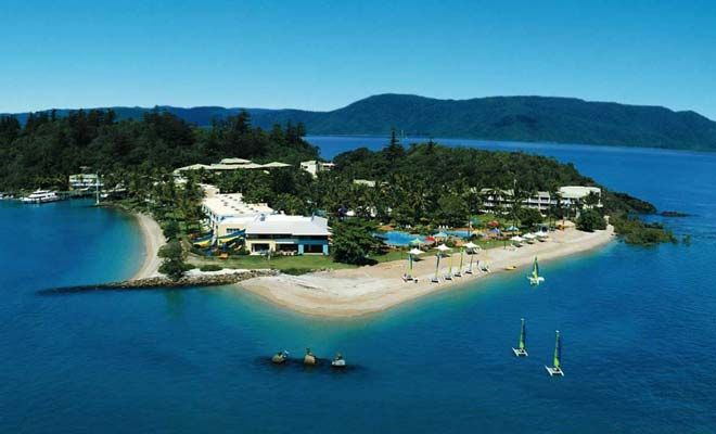3. Daydream Island Resort & Spa Top 10 Family Resorts Australia - over 4 stars by Holidays with Kids