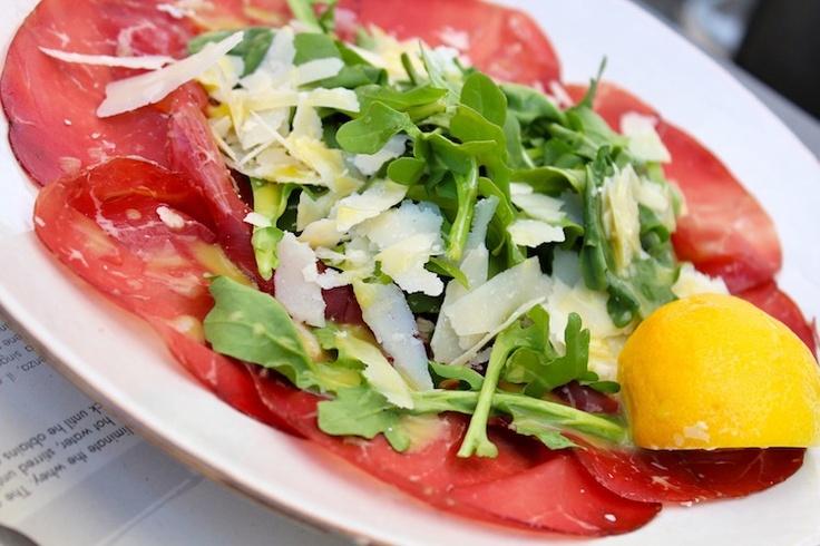 LA By Diana Live Magazine: Wednesday Lunch at Obika Mozzarella Bar