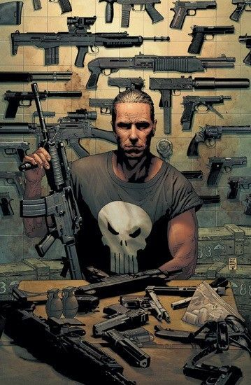 The Punisher........
