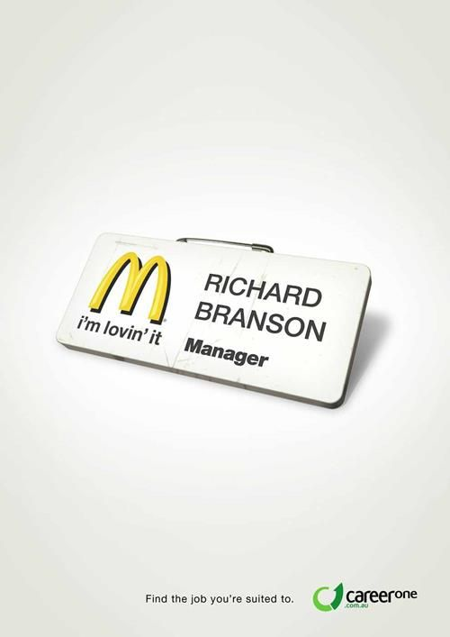 career one branson recruitment marketing