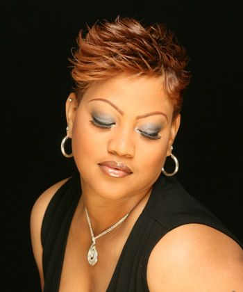 African American Very Short Hair   Very short African-American hairstyles can make a true statement and ...