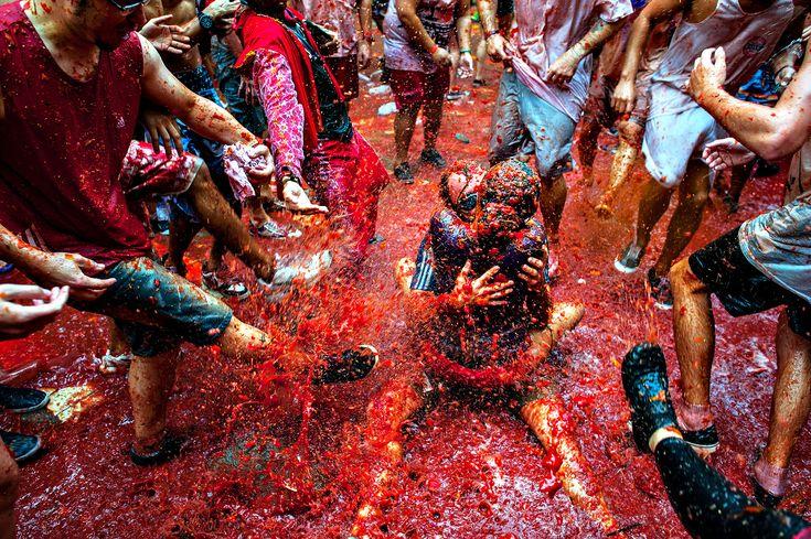 Crazy, scary weird festival, carnivals