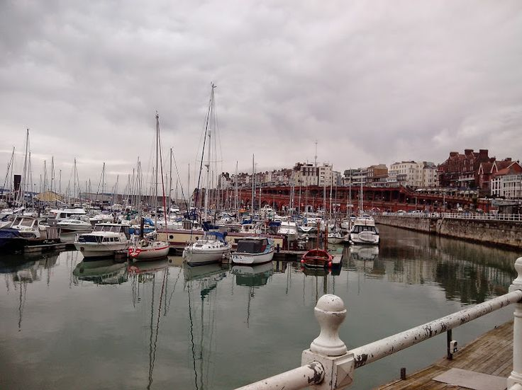 Broadstairs Harbour #england