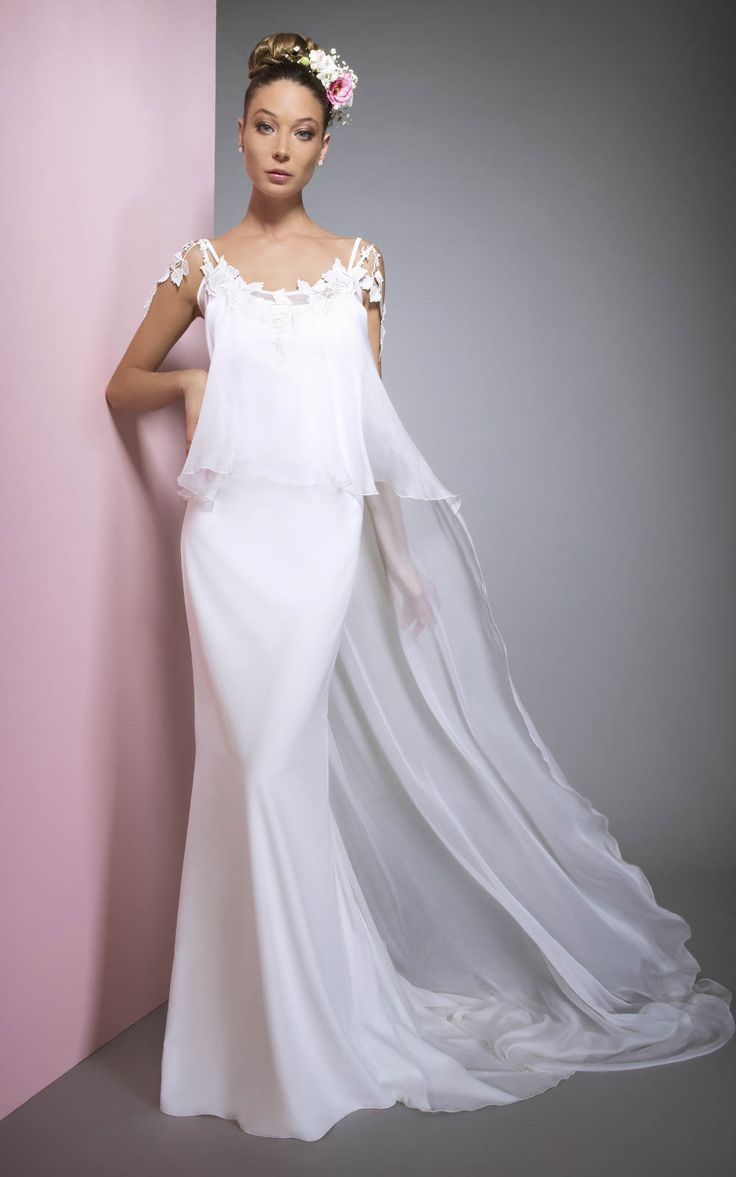 17 best images about pure collection by petite lumi re on for Petite wedding dress designers