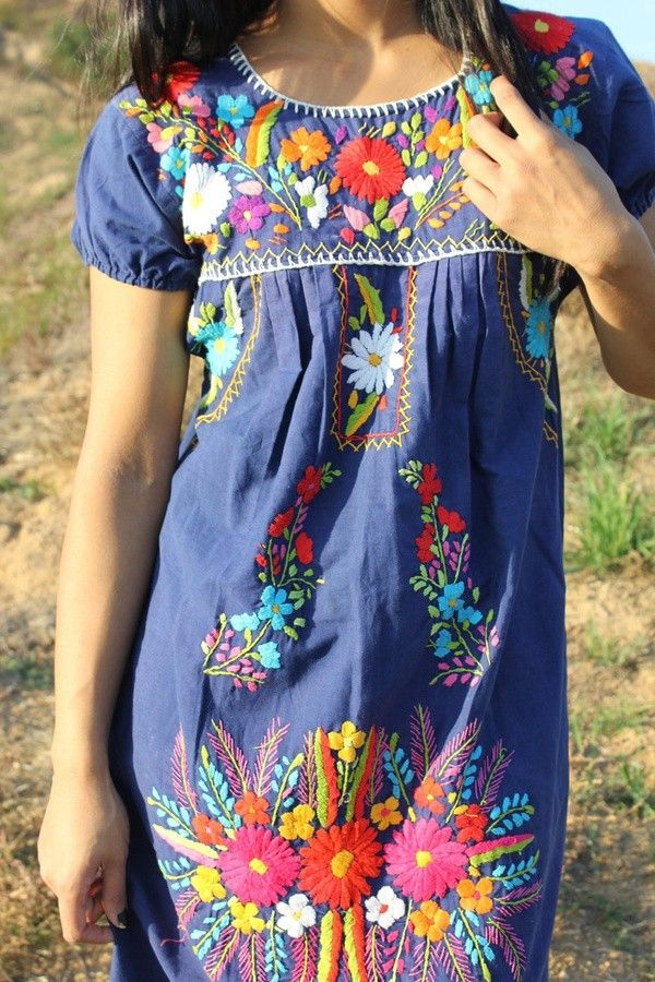 7 Embroidered Dresses To Wear This Summer | Lovelyish