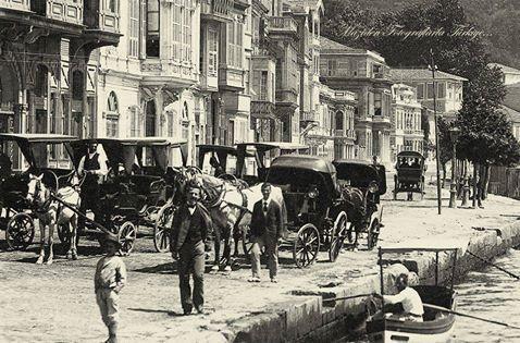 Büyükdere İstanbul 1930'lar