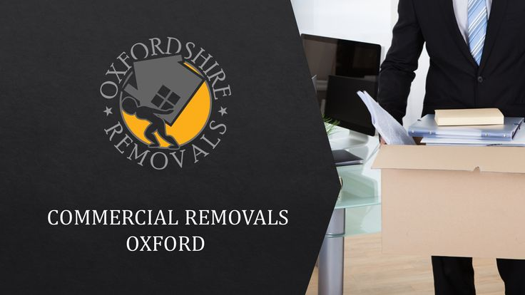 Commercial Removals Oxford