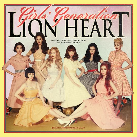 Girls-Generation-Lion-Heart-The-5th-Album