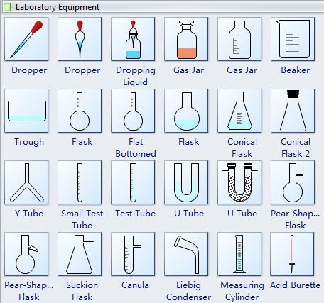 Laboratory Equipment Template