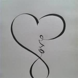 If I were to get a tattoo, this is it! In whet on the inside of my wrist, or top of my big toe.