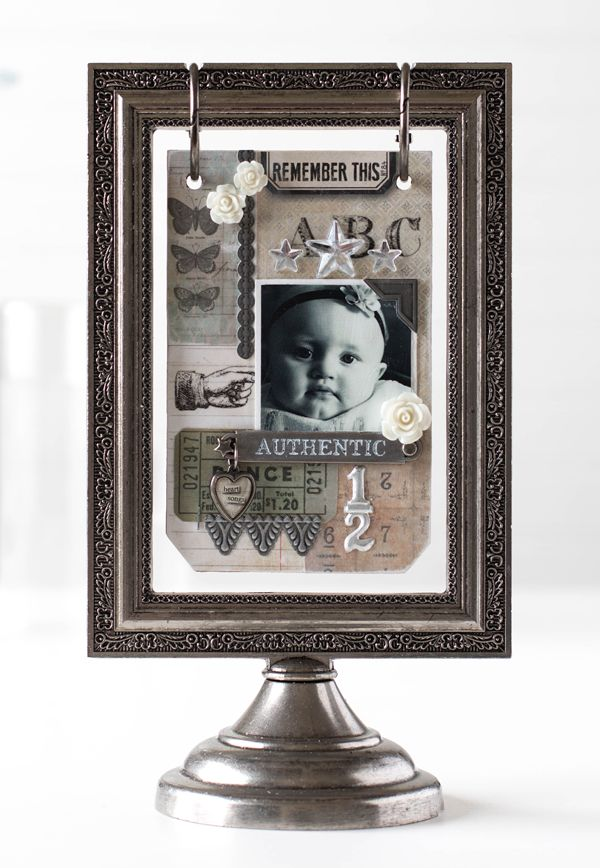 23 best Flip Frames images on Pinterest | Tim holtz, Shadow box and ...