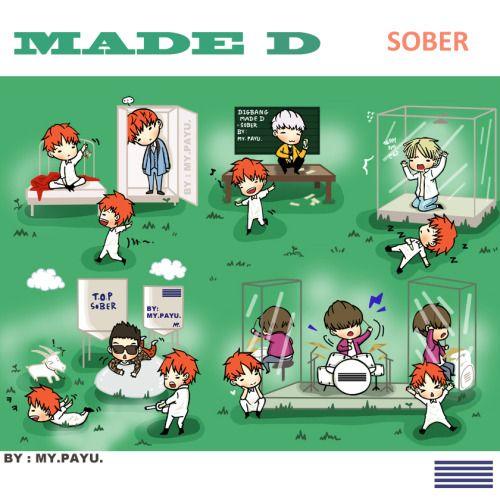 BIGBANG / SOBER