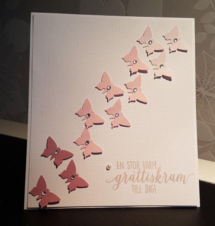 #birthdaycard #butterflycard