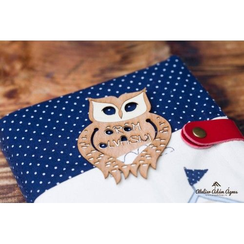 Wooden bookmark - owl #handmadebookmark #enjoyreading