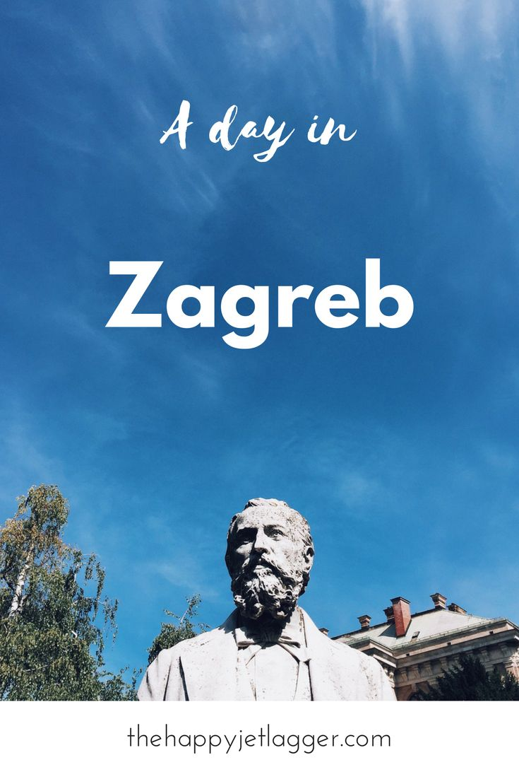 What to do Zagreb, Croatia? Travel tips from a flight attendant.