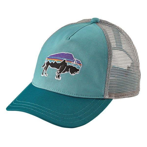 45f6c40de01 Patagonia Women s Fitz Roy Bison Layback Trucker Hat