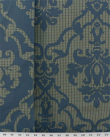 bishop plaid denim online discount drapery fabrics and upholstery fabric superstore
