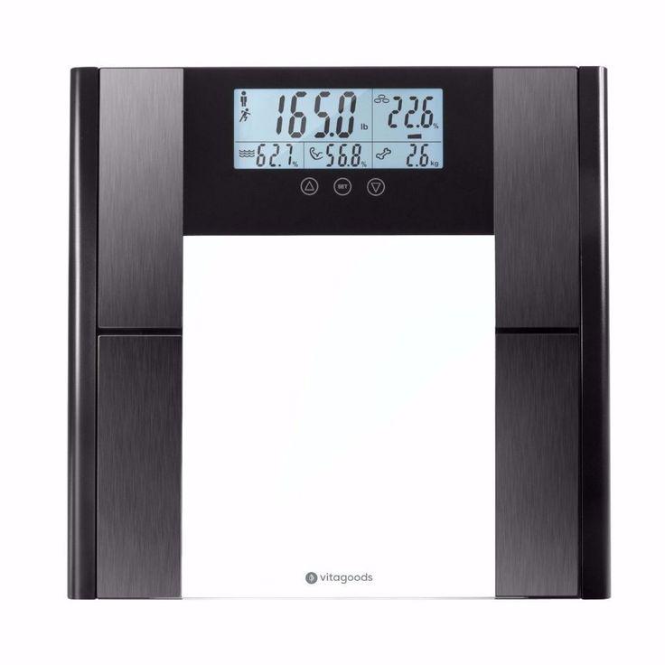 Form Fit: Digital Scale and Body Analyzer