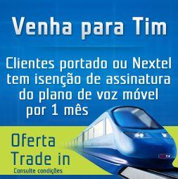 Criação de banner lateral portabilidade Tim empresa para Tim Conecta. http://www.timconecta.com.br http://www.miolodigital.com.br