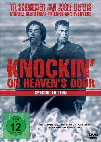 Knockin on heaven's door mit Til Schweiger und Jan Josef Liefers