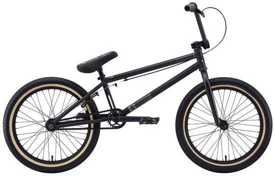 Eastern Phantom BMX Bike Matte Black w/ Black Rims Mens