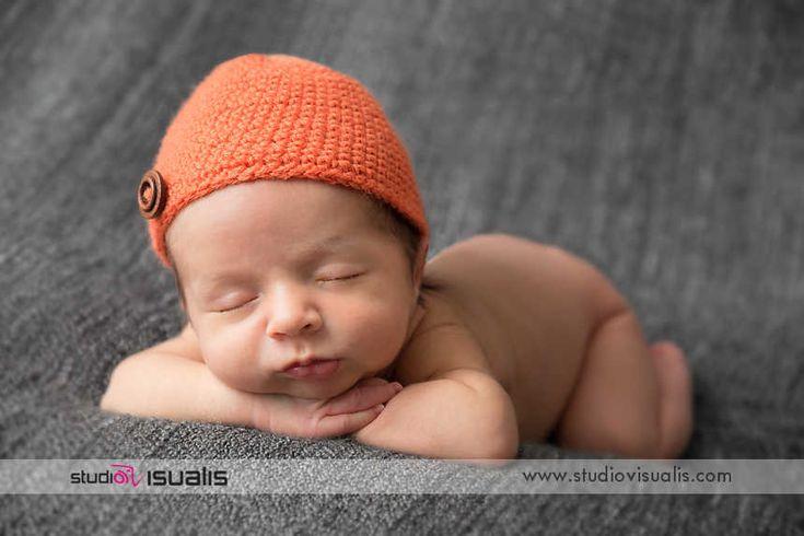 Samuele, neonato di 15 giorni - Fotografo neonati Milano