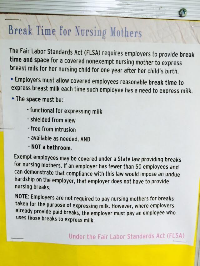 Breastfeeding Laws
