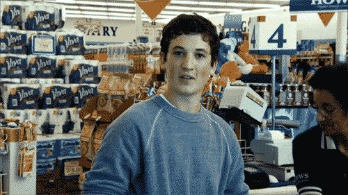 His smile will fill your soul with light. | 21 Reasons Miles Teller Should Be Your Next Celebrity Crush