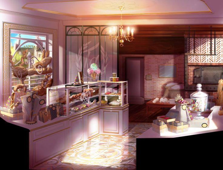 Inside The Bakery 2 Miraculous Ladybug Reference
