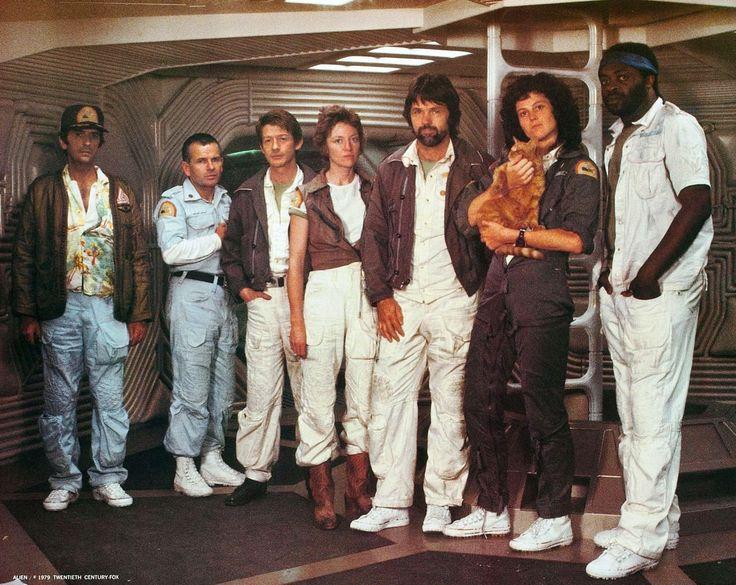 "Cast of "" Alien "" , 1979"