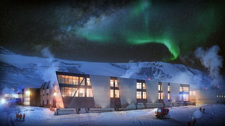 Antarctic Base McMurdo Station Receives Sustainable New Master Plan,© OZ Architecture