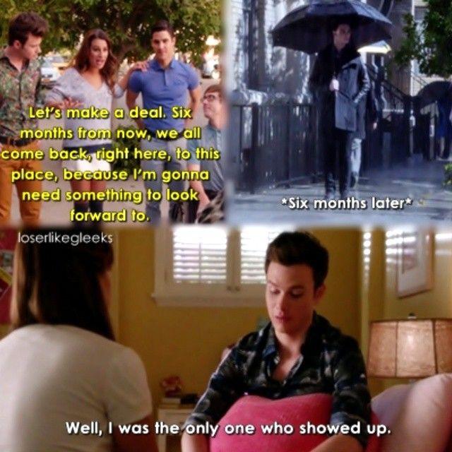 "#Glee 6x01 ""Loser Like Me"""