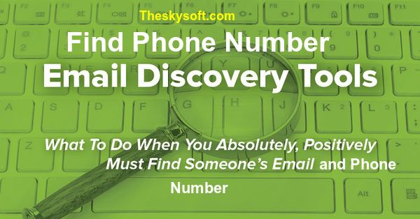 Many organizations have to faces problem to find phone number from phone directory and also faces problem to extract unlimited email from files, website, internet.If you want to know more information, visit at website: http://www.theskysoft.com/number-extractor-tool.html Free download: http://www.theskysoft.com/download-internet-number-extractor.html Become our affiliate and Earn money by affiliate program: http://www.theskysoft.com/affiliates.html For any inquiry mail us:info@theskysoft.com