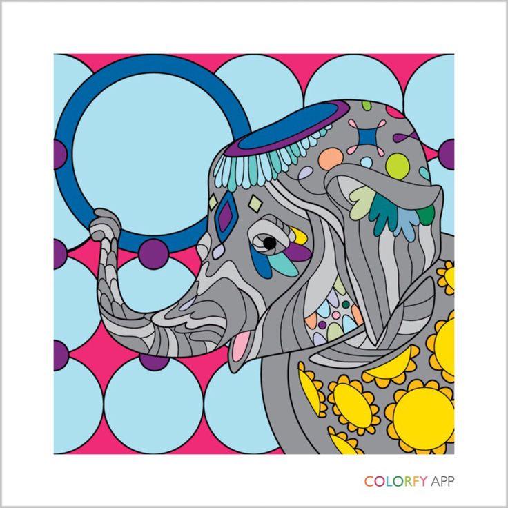 #happyelephant