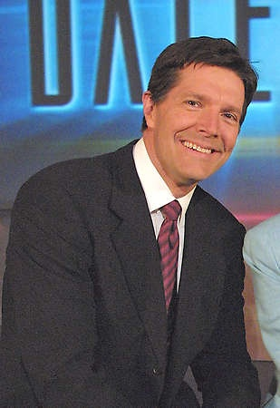 """Stone Phillips -- (12/2/1954-??). Television Reporter/Correspondent. Former Co-Anchor for """"Dateline NBC"""", Substitute Anchor for """"NBC Nightly News"""" & """"Today"""", Substitute Moderator for """"Meet the Press""""."""