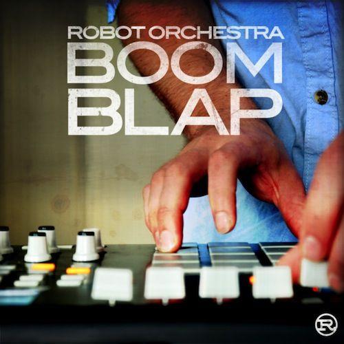 "Robot Orchestra – ""BoomBlap"" (Mixtape feat. Sean Price, Talib Kweli, Guilty Simpson, Elzhi, J Dilla, Phat Kat)"