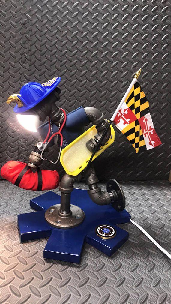Lámpara de escritorio de Medic