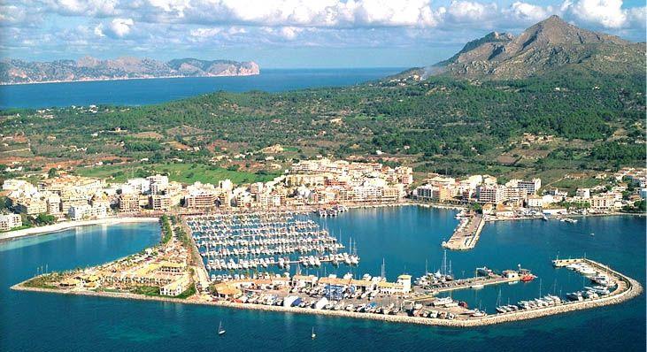 Alcudia (Mallorca), Spain