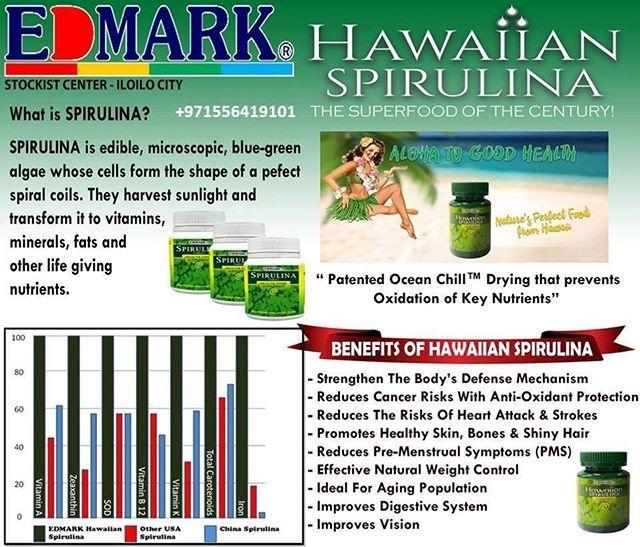 علاج نهائي للحموضة علاج لحرقان المعدة Edmark Hawaiian Spirulina حبوب سبيرولينا الرائعة لصحة الجسم واليكم فوائدها 1 What Is Spirulina Cell Forms Spirulina